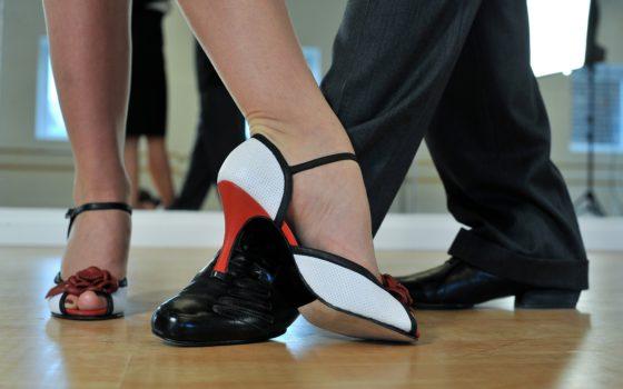 Tanzen hält uns fit!