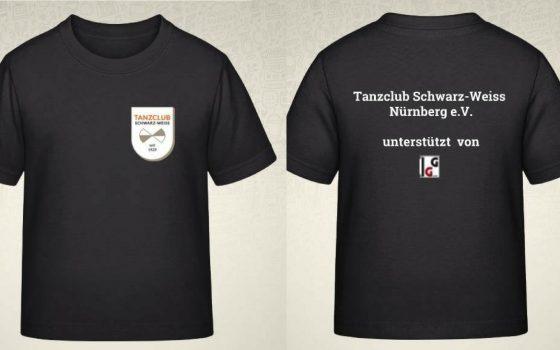 T-shirt Aktion für Neumitglieder